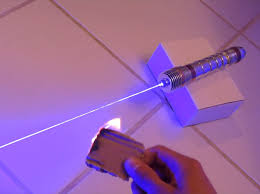 لیزر حرارتی واقعی ابی blue Laser Pointer
